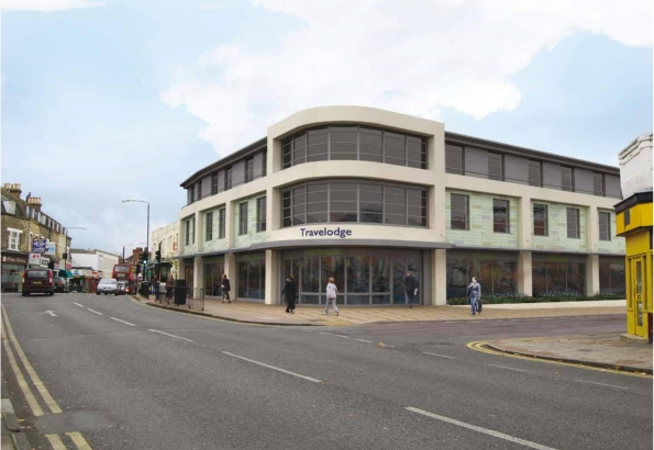 Commercial Real Estate, Sidcup High Street
